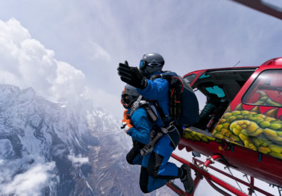 Everest Skydive 2021