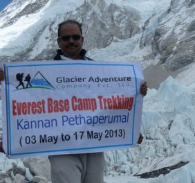 Glacier Adventure Company Pvt. Ltd.