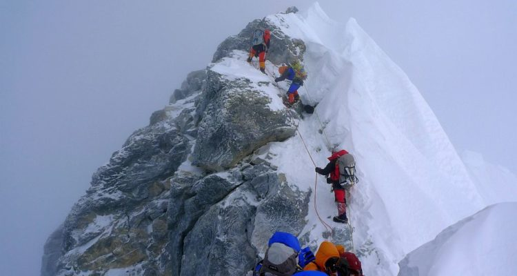 Tips for climbing mount Everest