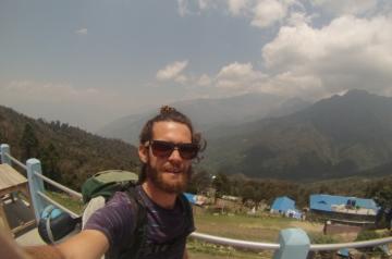 Julien an Avid Trekker and Adventure Enthusiast
