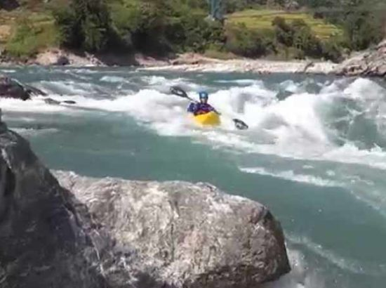 Tamur River Rafting/Kayaking