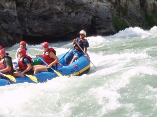WhiteWater Nepal – Trisuli River Rafting/Kayaking