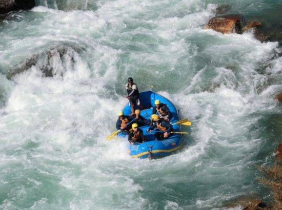 Upper Seti River Rafting – 1/2 Day (Paddle Nepal)