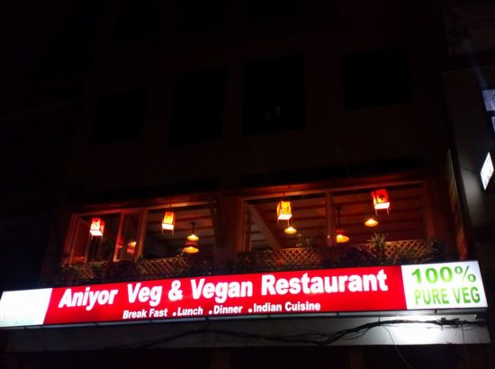 Aniyor Veg & Vegan Restaurant