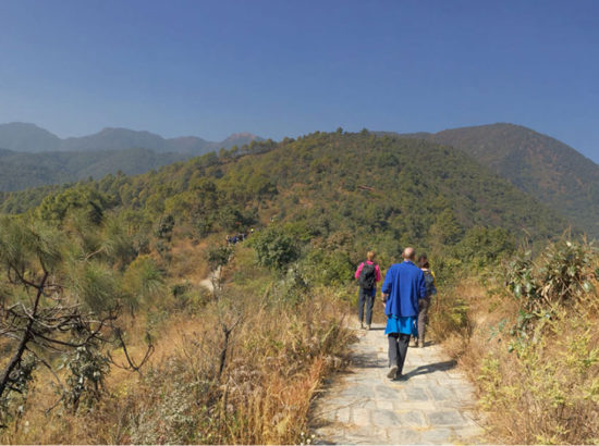 Champadevi Hike