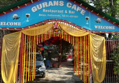 Gurans Cafe Restaurant & Bar