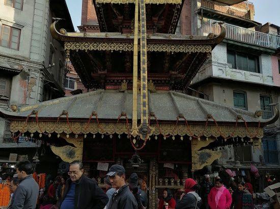 Annapurna Temple