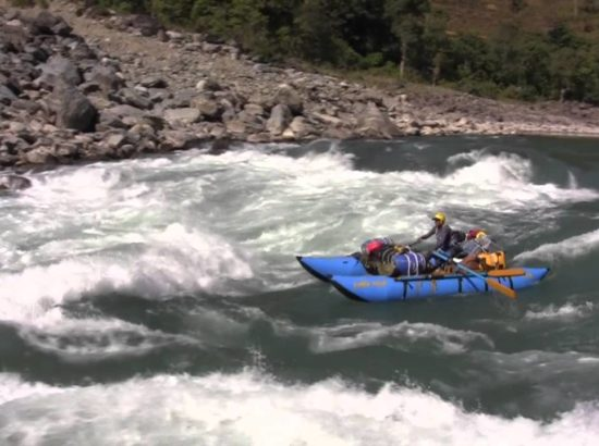 Karnali river rafting 10 days tour (Paddle Nepal)