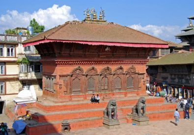 Shiva-Parvati Temple
