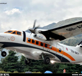 Goma Air (Summit air)