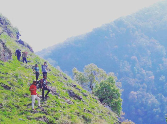 SIKLES and KAHPHUCHE Trekking