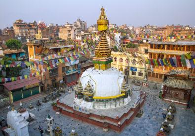 Kathesimbhu Stupa