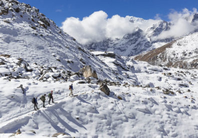 Nepal Trekking Tourism & Adventure