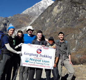 Nepal Lion Tours and Treks Pvt Ltd