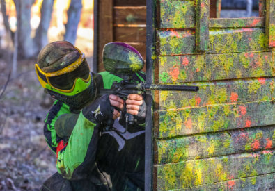 The Battlefield ultimate paintball