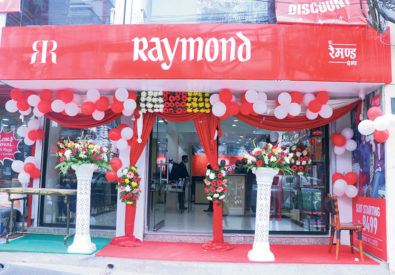 The Raymond Shop