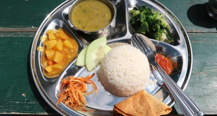 Traditional Nepalese Cuisine