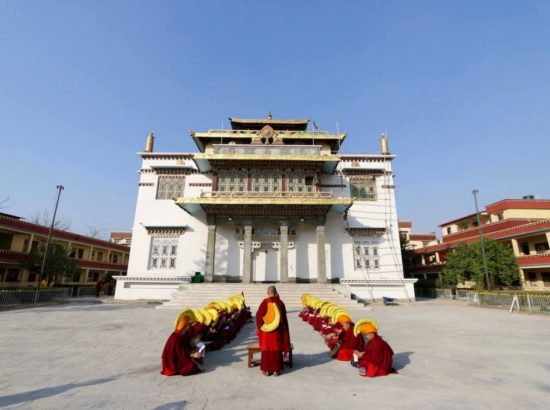 Sechen Monastery