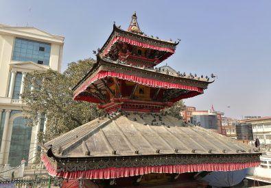 Mahankaal Temple
