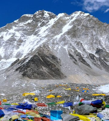 EVEREST BASE CAMP LEISURELY TREK – 16 DAYS
