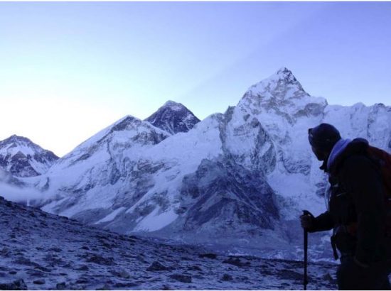 Overland Trek Nepal