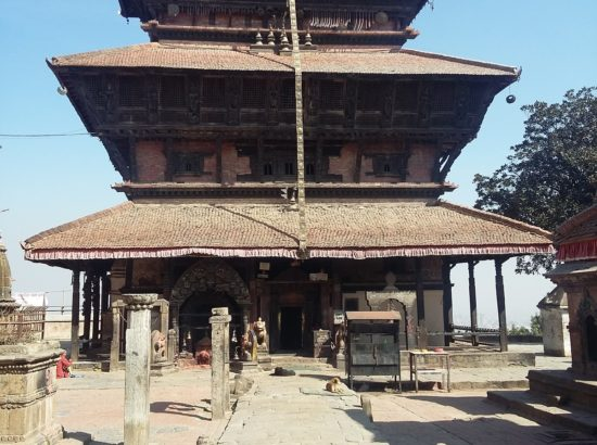 Bagh Bhairab Temple