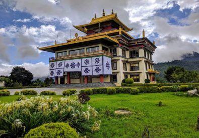 Neydo Tashi Chöling Monastery
