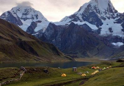 cordillera huayhuash trekking peru by Peruvian Mountains