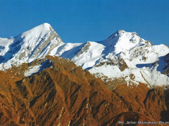 Jethi Bahurani Peak Climbing