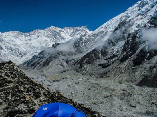 Jongsang Peak Climbing