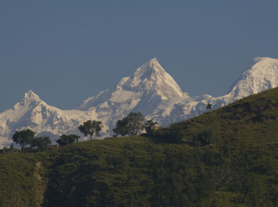 Himal Chuli North Peak Climbing