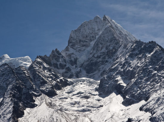 Naulekh Peak Climbing