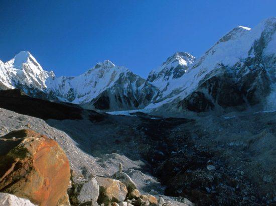Lingtren Peak Climbing