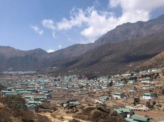 Namche Bazaar Trek