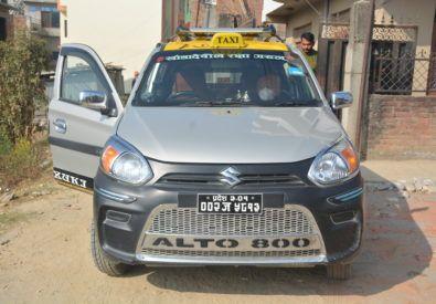 Khadadevi Taxi Service