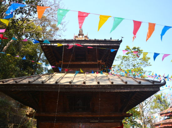 Ananta Lingeshwar Mahadev Temple