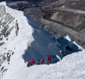 Island Peak Aggressive Climb – 15 Days