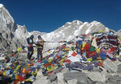 Everest Base Camp Trek in Himalaya