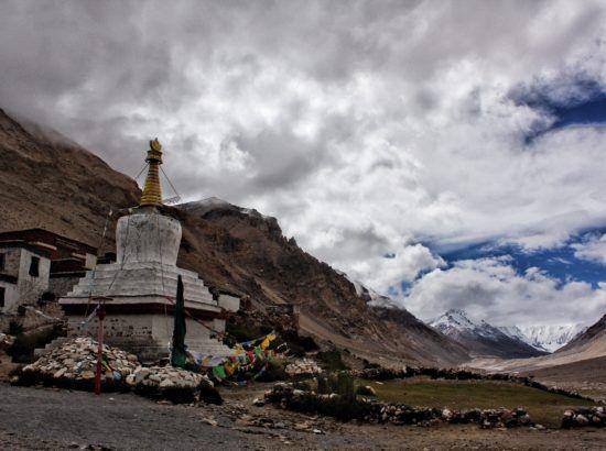 Everest Base Camp via Tibet – 8 Days