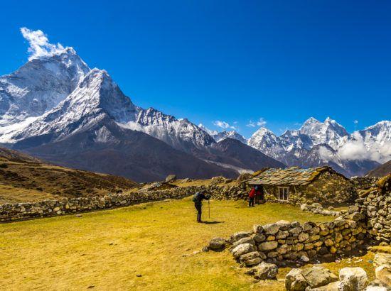Everest Base Camp Trek – 16 Days