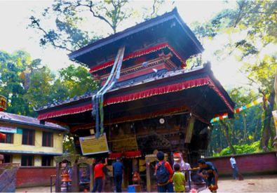 Bajra Barahi Temple