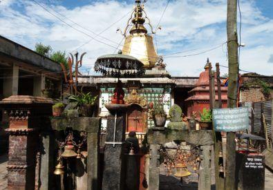 Dhaneshwor Mahadev Temple