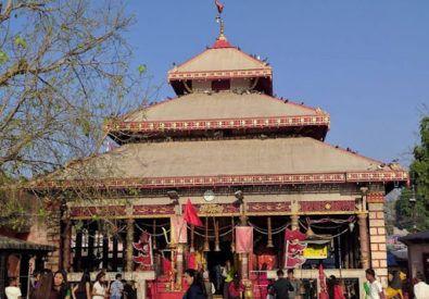 Bageshwari Temple