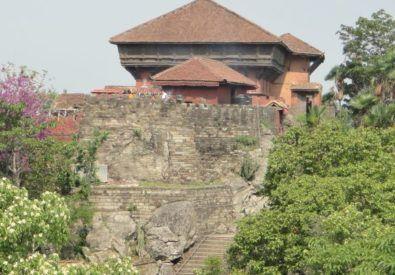 Gorkha Kalika Temple