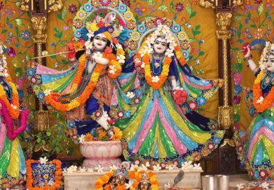 Shri Radha Madhava Temple